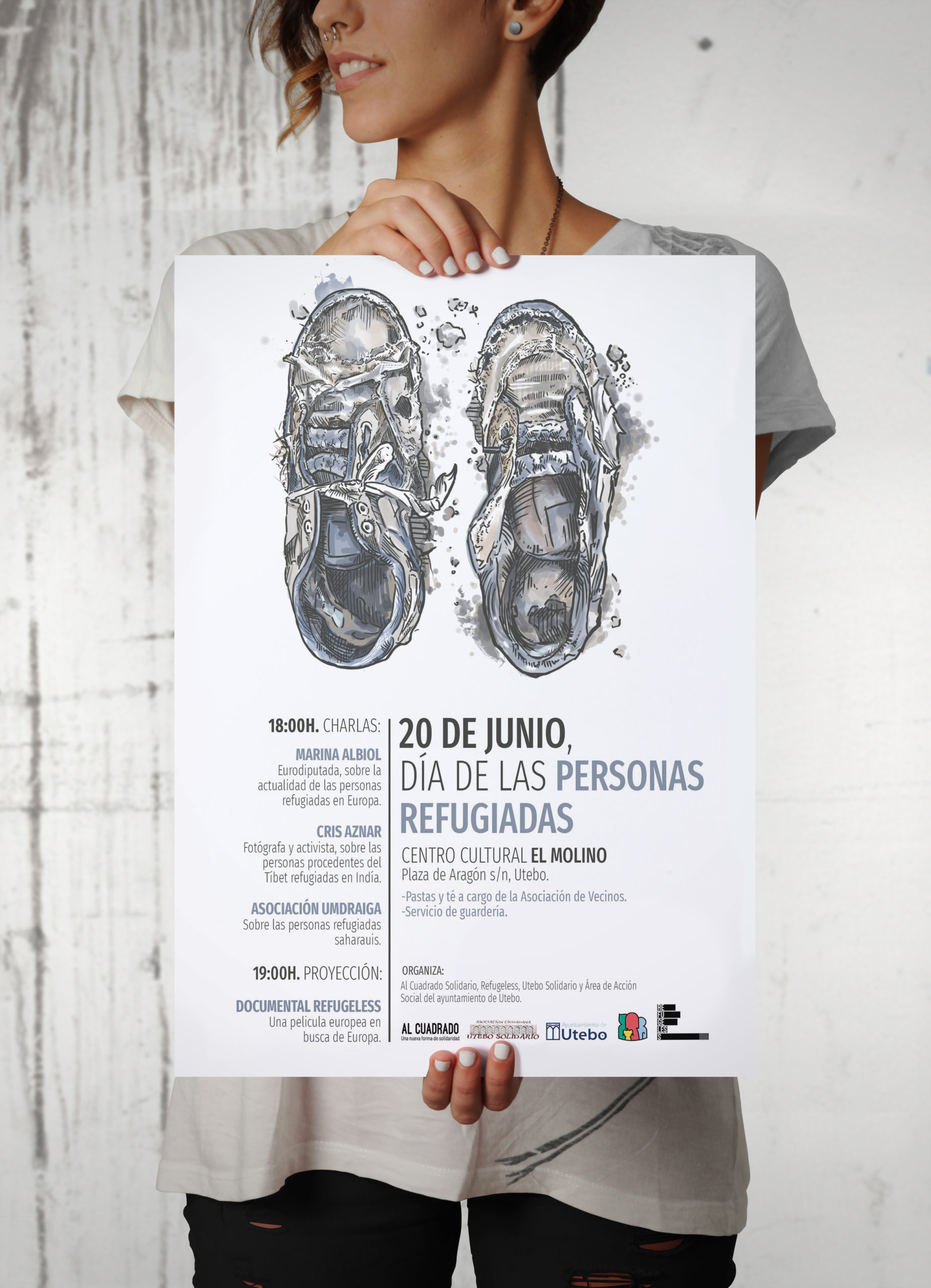"""En este momento estás viendo Cartel """"Día Internacional de las Personas Refugiadas"""""""