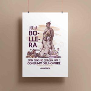 LUCHA BOLLERA