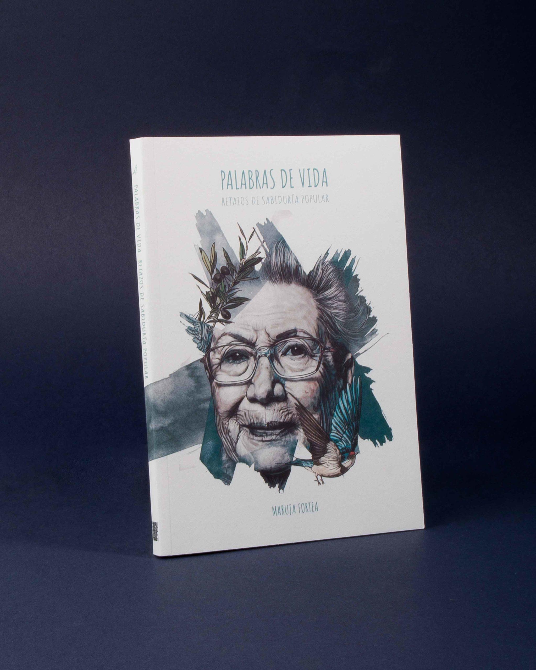 """En este momento estás viendo Libro: """"Palabras de Vida"""" de María Fortea"""